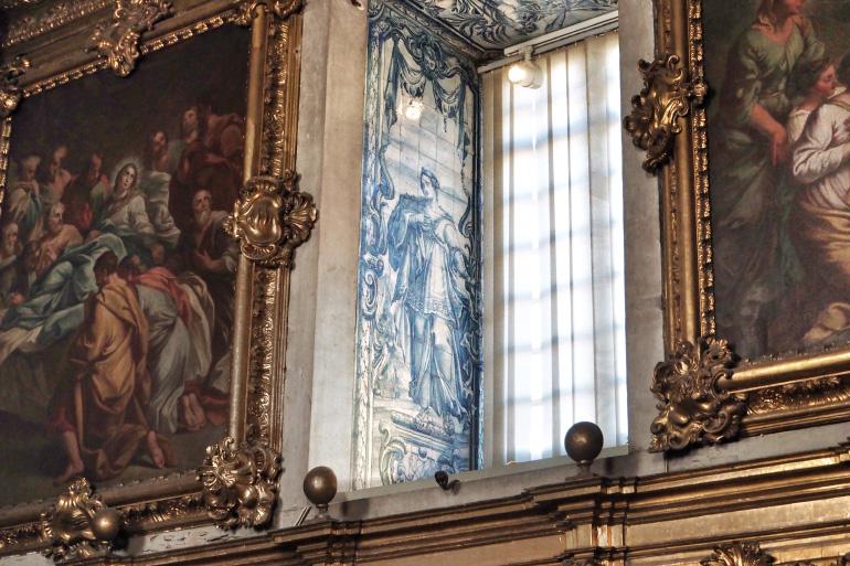 Visite du musée national de l'azulejo à Lisbonne