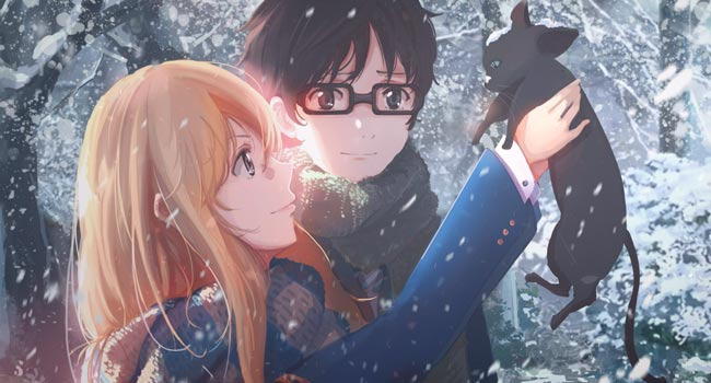 Your Lie in April Wallpaper Engine | FREE Wallpaper Engine