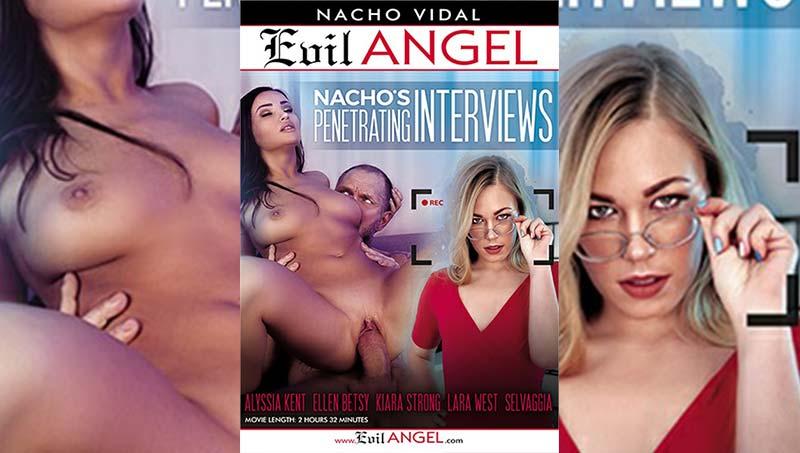 [18+] Nachos Penetrating Interviews 2018 DVDRip Movie Poster