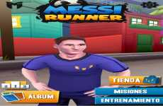 Messi Runner: divertido juego de Messi para iOS y Android