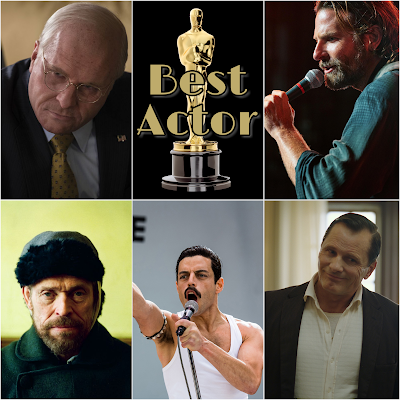 Best Actor 2019 Academy Awards predictions