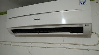 Cara membersihkan AC ruangan