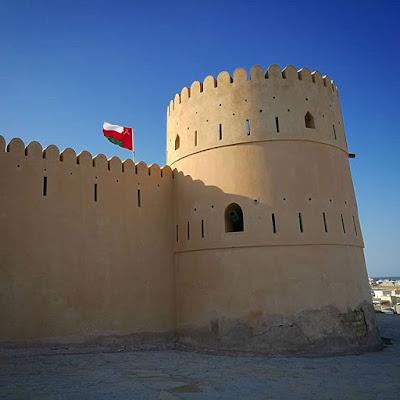 Castillo de Sunaysilah, Sur, Omán