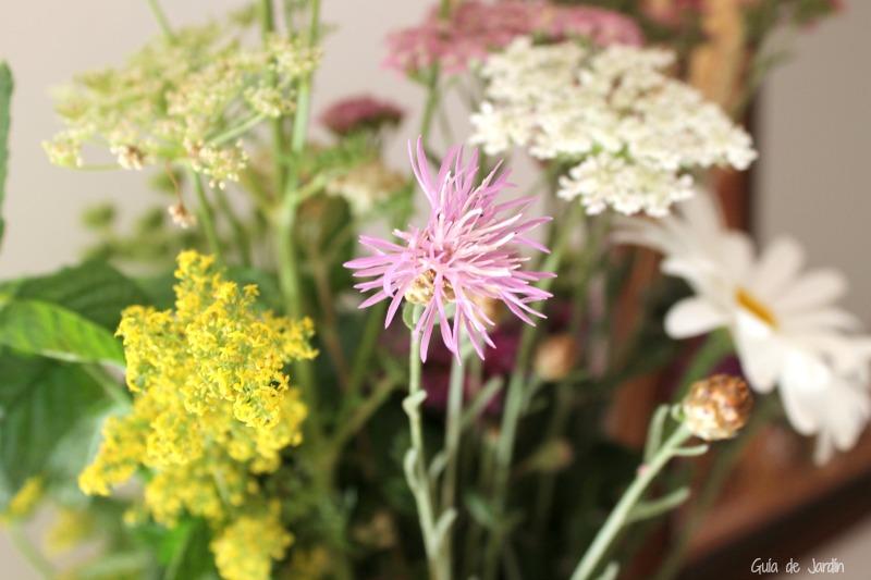 Ramo de flores silvestres