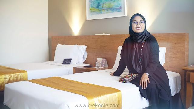MENGINAP DI HOTEL THE PEARL KUALA LUMPUR