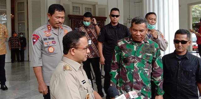 Rakor Bareng Gubernur Dan Pangdam Jaya, Kapolda: Teguran Hingga Pidana Siap Jerat Warga Yang Bandel Ikut Keramaian