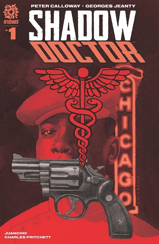 Cover of Shadow Doctor #1