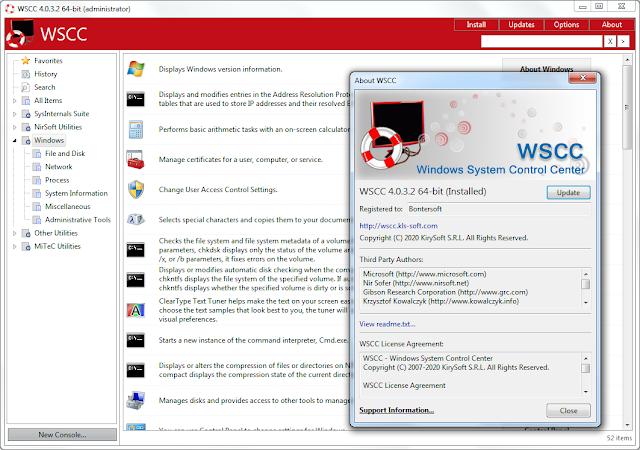 Screenshot WSCC 4.0.3.2 Full Version