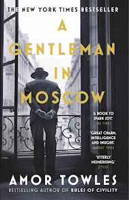 A Gentleman in Moscow – 3 June