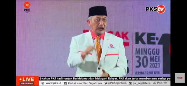 Presiden PKS: Pancasila Telah Disalahgunakan untuk Memecah Belah Persatuan