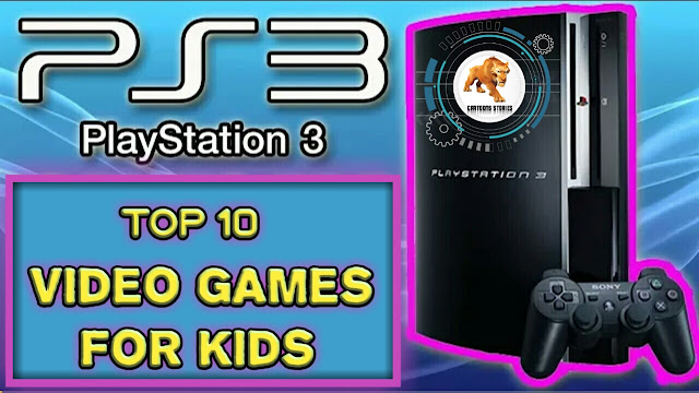 The best video games for children | PlayStation 3