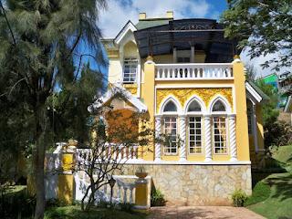Disewakan villa kota bunga murah
