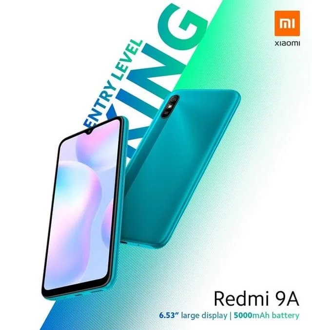 Xiaomi Redmi 9A with Octa-Core Helio G25 and 5,000mAh Battery Now in the Philippines for Only Php4,690