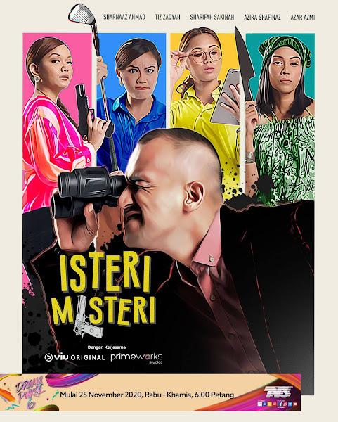 Drama Isteri Misteri