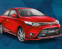 Tempat Kredit Mobil Toyota Vios