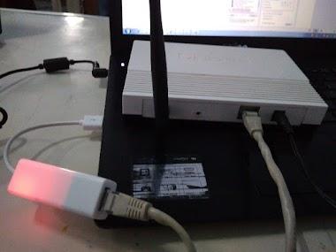 Konfigurasi TP-LINK Sebagai Access Point Pemancar WiFi