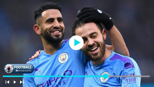 Manchester City vs Fulham – Highlights