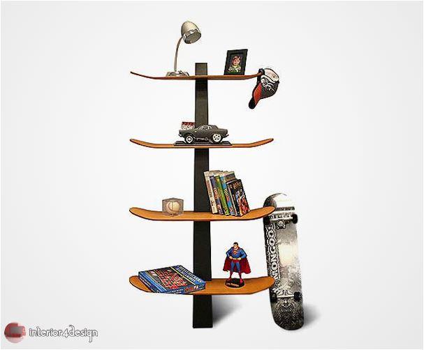 70 Best Bookshelf Designs 54