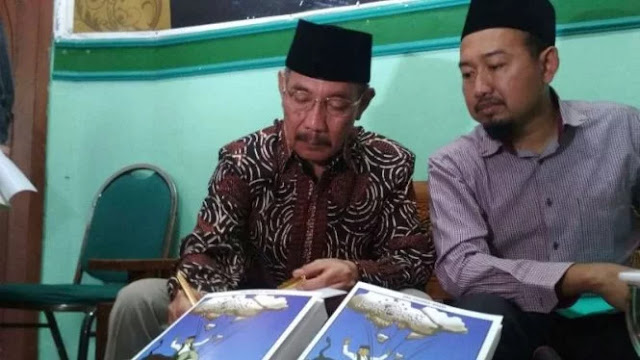 Mantan Ketua GP Ansor Jatim Sebut NU Lumpuh gara-gara Jokowi