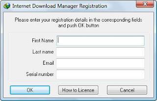 تحميل وتفعيل برنامج التحميل IDM والتخلص من الرسائل المزعجة نهائيا
