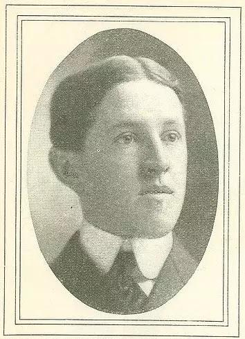 Eben Byers pada tahun 1903.