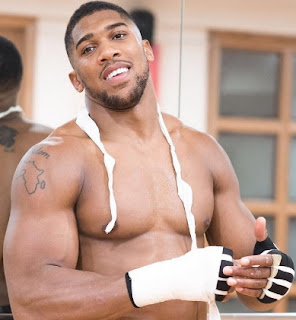 anthony joshua apologise