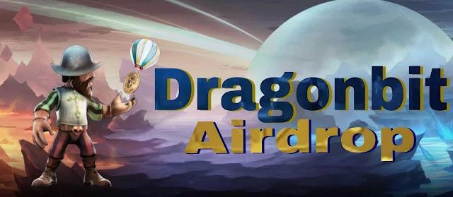?Dragonbit Airdrop is now Live! Reward  50,000 DRGB ! sk airdrop