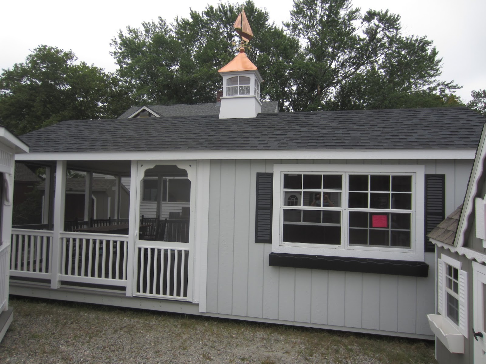 Relaxshacks.com: Carefree Small Buildings Of Old Saybrook