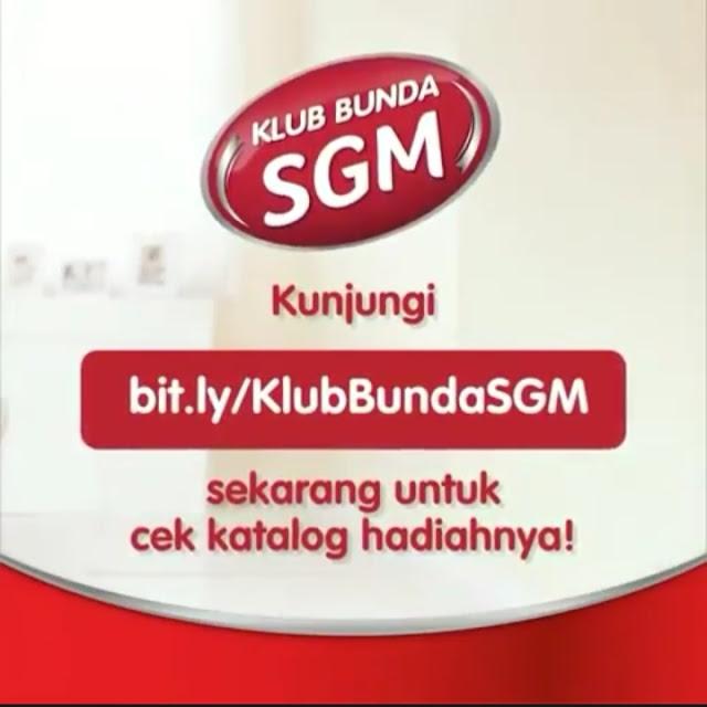 Temukan Kode Unik Di Kemasan SGM Eksplor Dan Tukarkan Hadiahnya Di Klub Bunda SGM
