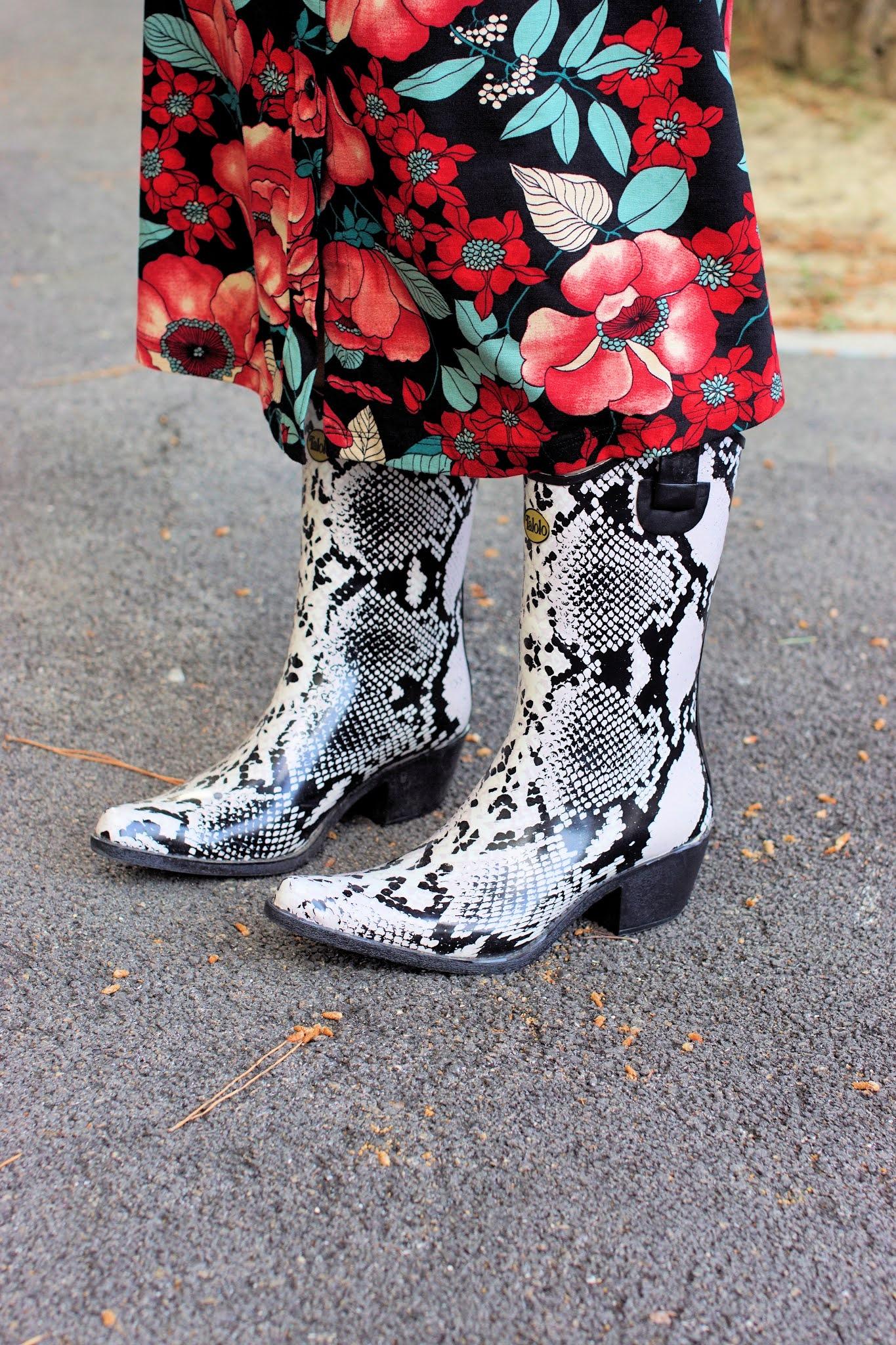 Python print Talolo boots