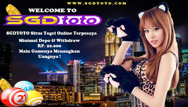 Agen Togle Online SGDTOTO Menerima Deposit Via Pulsa, OVO, Gopay dan Bank Online 24 jam.
