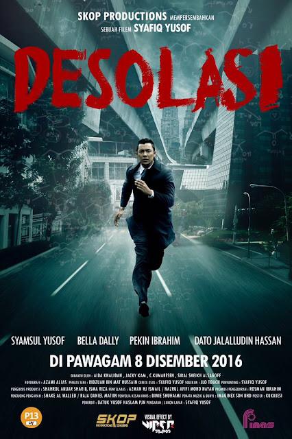 OST Filem Desolasi - Lagu Bukan Propaganda Syamsul Yusuf dan Mawi