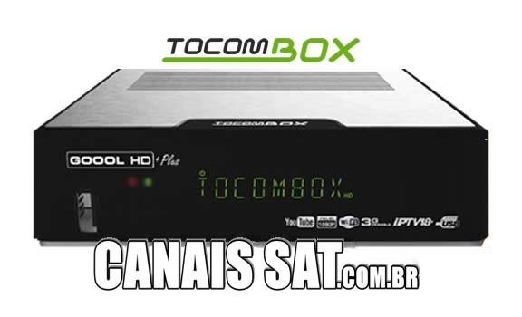 Tocombox Goool HD + Plus Atualização V02.057 - 04/11/2020
