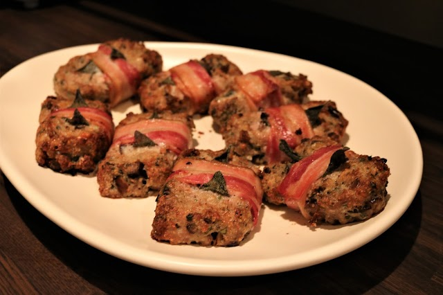 Chestnut, Pork, Parmigiano Reggiano & Herb Stuffing