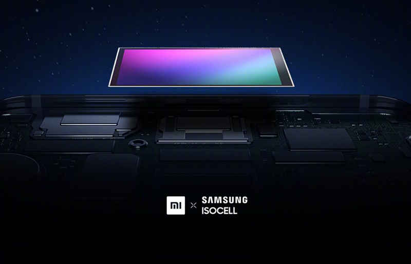 Redmi will be the first to use a 108MP Samsung ISOCELL camera!