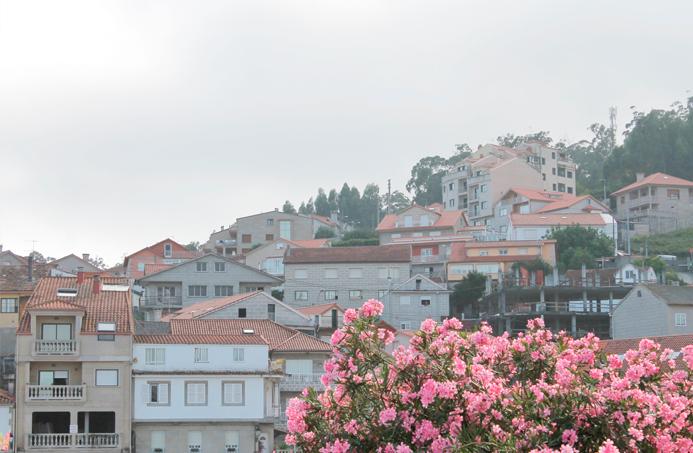 paisajes galicia pontevedra combarro