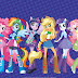 Dimensional Portal Jumping with the Equestria Girls