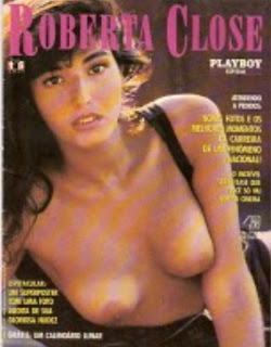 Roberta Close Playboy 1984 Galeria das Famosas