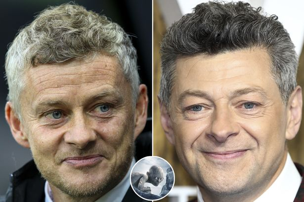 Premier League managers' celebrity lookalikes including Chelsea and Man Utd bosses