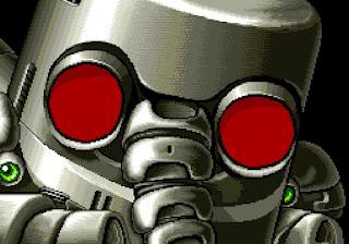 Videojuego Atomic Robo-Kid