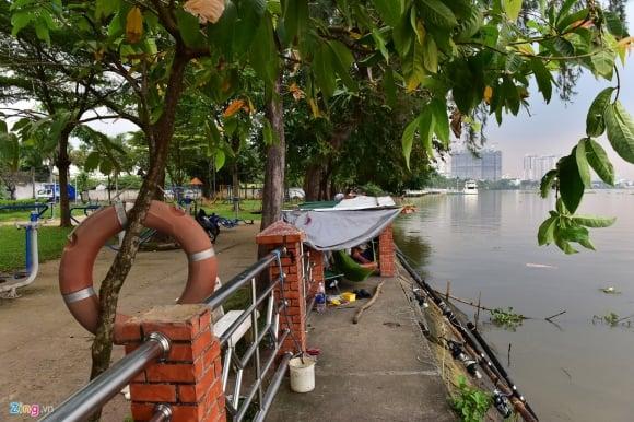 Biệt thự ở Thảo Điền bịt kín lối ra bờ sông Sài Gòn ảnh 20