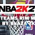 NBA 2K21 30 TEAMS RIM MODS BY BLAZA 2K [FOR 2K21]