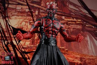 Star Wars Black Series Darth Maul (Sith Apprentice) 11