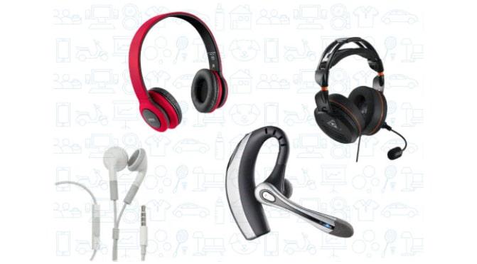 Pengertian dan perbedaan Antara Headphone, Headset, Earphone, Earbud, dan Handsfree