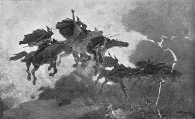 北欧神話のワルキューレ