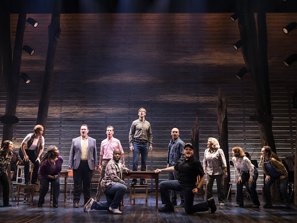 Coming to Detroit: COME FROM AWAY