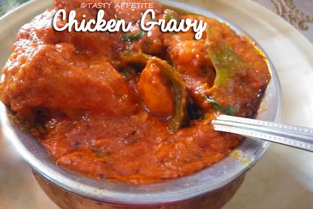 easy chicken gravy