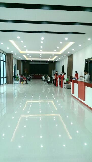 Văn phòng bán hàng Việt Đức Complex