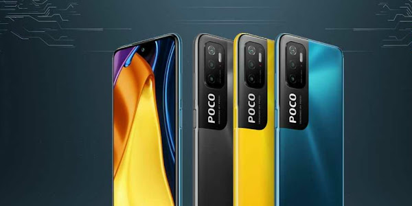 POCO brings new 5G phone with low budget, it has 5,000mAh battery and 48MP camera