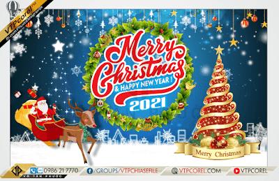 Phông nền giáng sinh - Merry Christmas Cây thông Noel rực rỡ